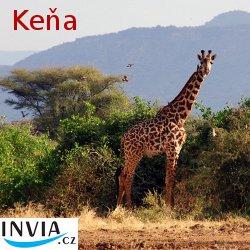 Keňa - Invia